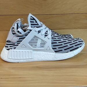 24436571002b adidas Shoes - Adidas NMD XR1 Pk Zebra Black White Shoe BB2911
